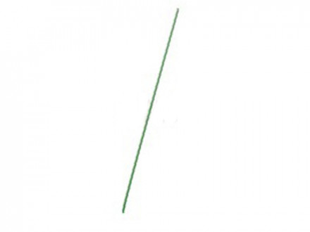 Опора для растений 1,5м, труба электросварная, ПВХ