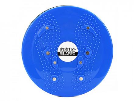 Тренажер-диск 25см, металл SilaPro