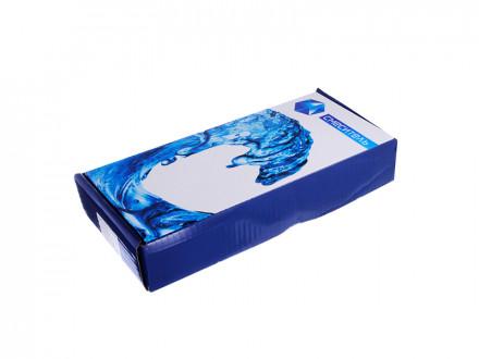 Смеситель Klabb 0107-247 ECO для кухни с бок. ручкой, керам. картридж 40 мм, хром, без подв D