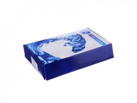 Смеситель Klabb 05 256 для кухни с бок. ручкой, керам. картридж, 40 мм, хром,без подв D