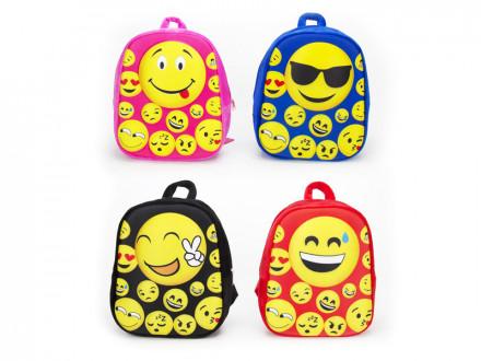 Рюкзак детский, полиэстер, ЭВА, 32х25х10см, 4 дизайна