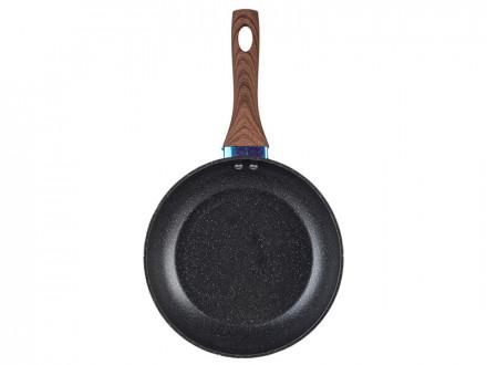 Сковорода с каменным  покрытием ekonom 28cm