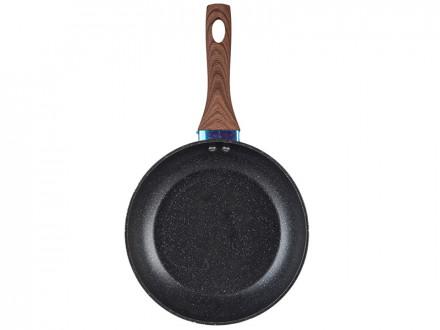 Сковорода с каменным  покрытием ekonom 24cm