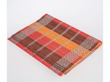 Салфетка бамбук 30*45,набор из 4 шт цвет полоска