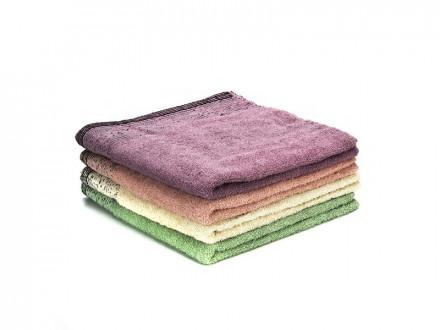 Полотенце махровое 70х136см  грация  4 цвета