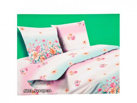 Комплект постельного белья 2,0 из 4 предметов Цветково, бязь 125 гр/м,