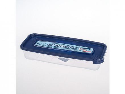 контейнер  для СВЧ 0,6Л прямоугольный Фреш