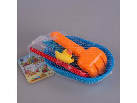 Игрушка набор песочный 37081 пластм №59