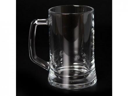Кружка для пива 0,670л 2шт pub
