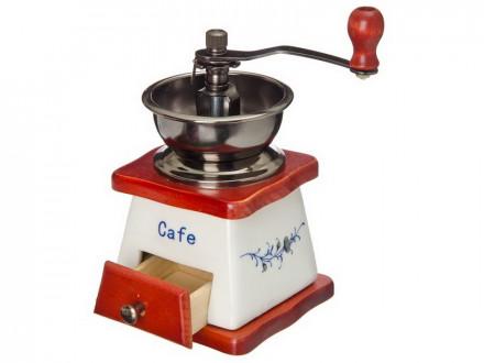 Кофемолка с керамическим основанием, 827G002