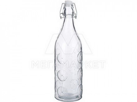 Бутылка 1,2л с/кр долька