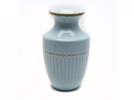 Ваза, 15х9см, керамика Аромат