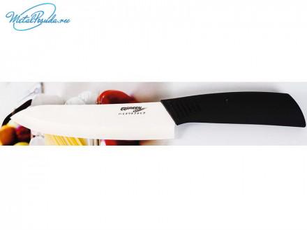 Нож с керамическим лезвием.ElGreen EL-D106