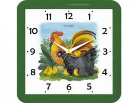 Часы настенные САЛЮТ П-А3-431 КУРОЧКА