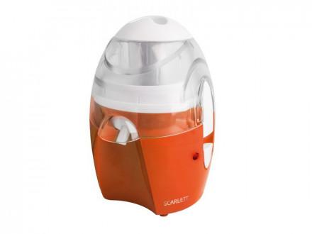 Соковыжималка SCARLETT SC-JE 50 S25 оранжевый