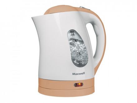 Чайник MAXWELL MW-1014 коричневый