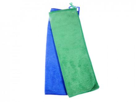VETTA Набор салфеток из микрофибры для мониторов 2шт, 25х35см, 350г/кв.м, 3 цвета
