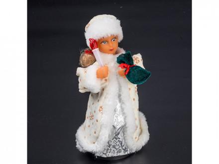 Снегурочка 25см  поет на русском, танцует  30-iol